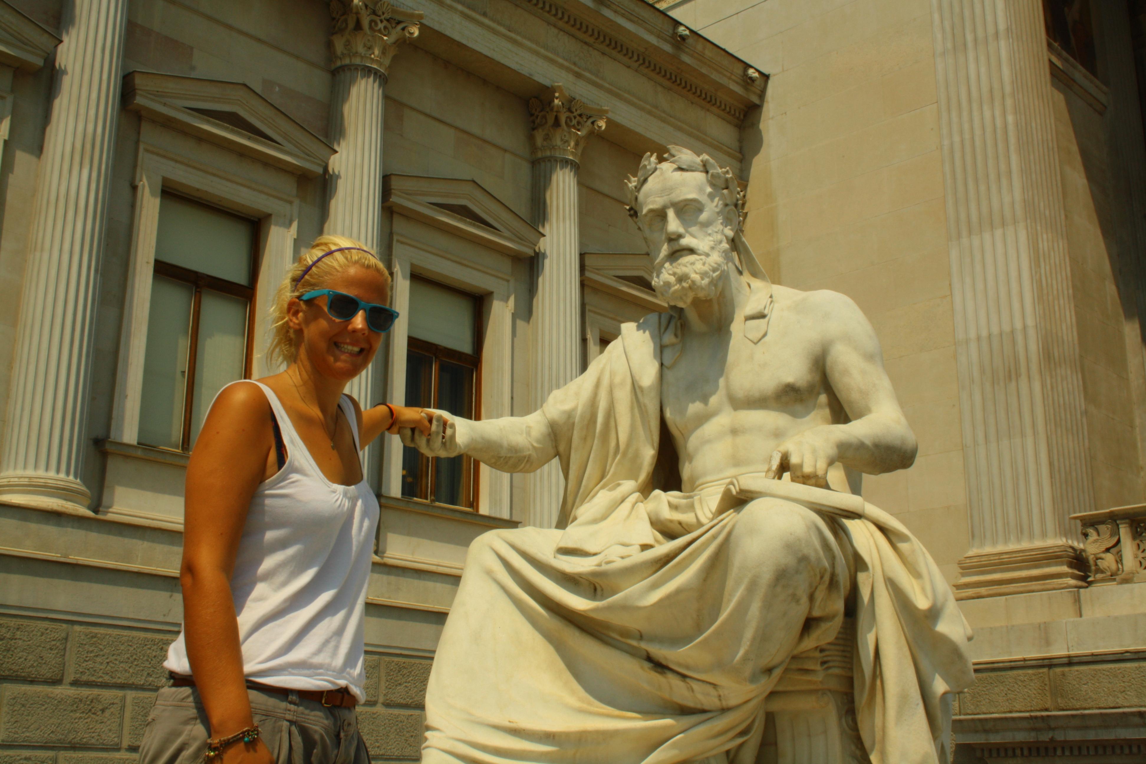 Me and Socrates