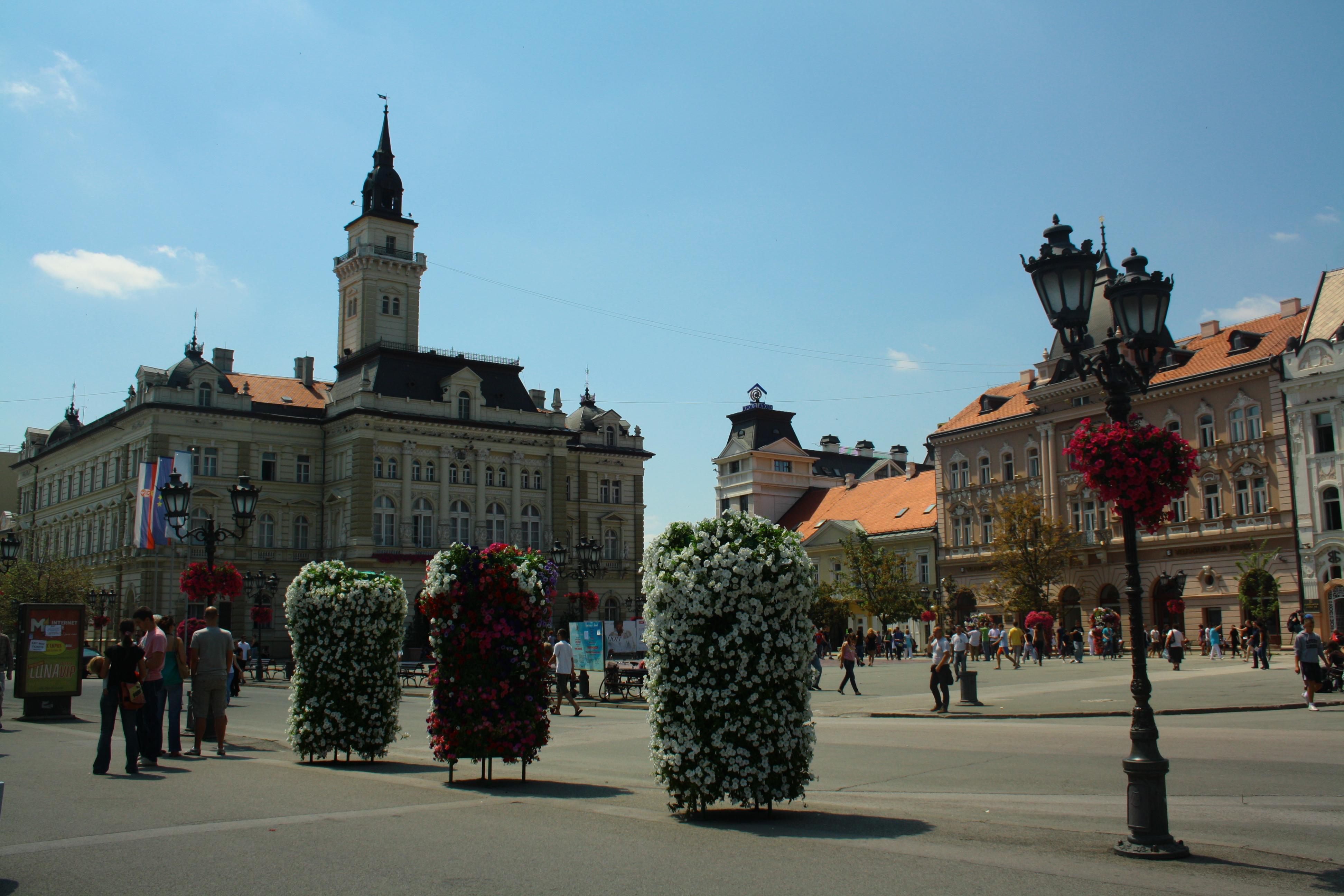 EXIT Festival in Novi Sad
