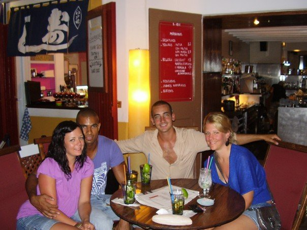 Drinking in Ibiza Town