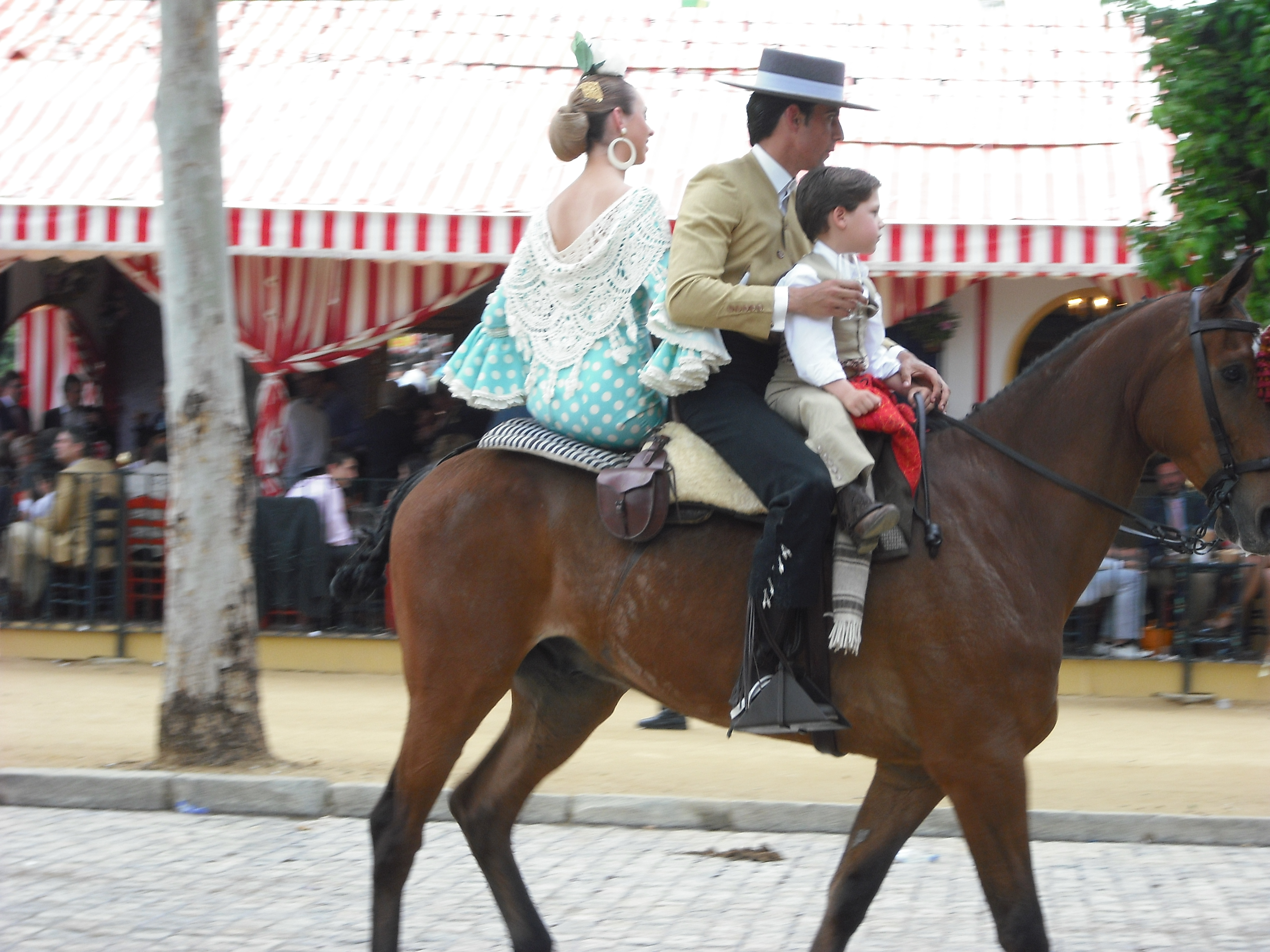 Guide to Seville Feria