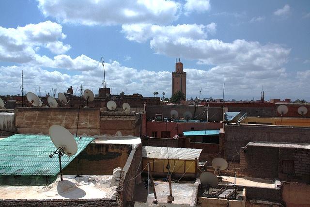 Marrakech bombings 2011